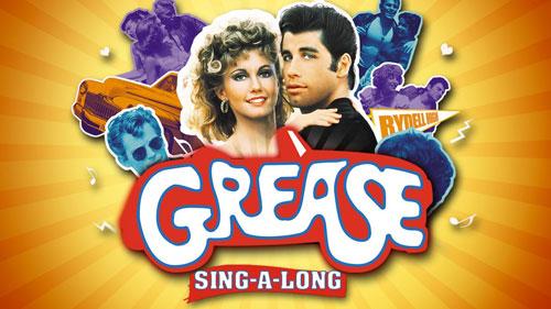 grease sing along image 4