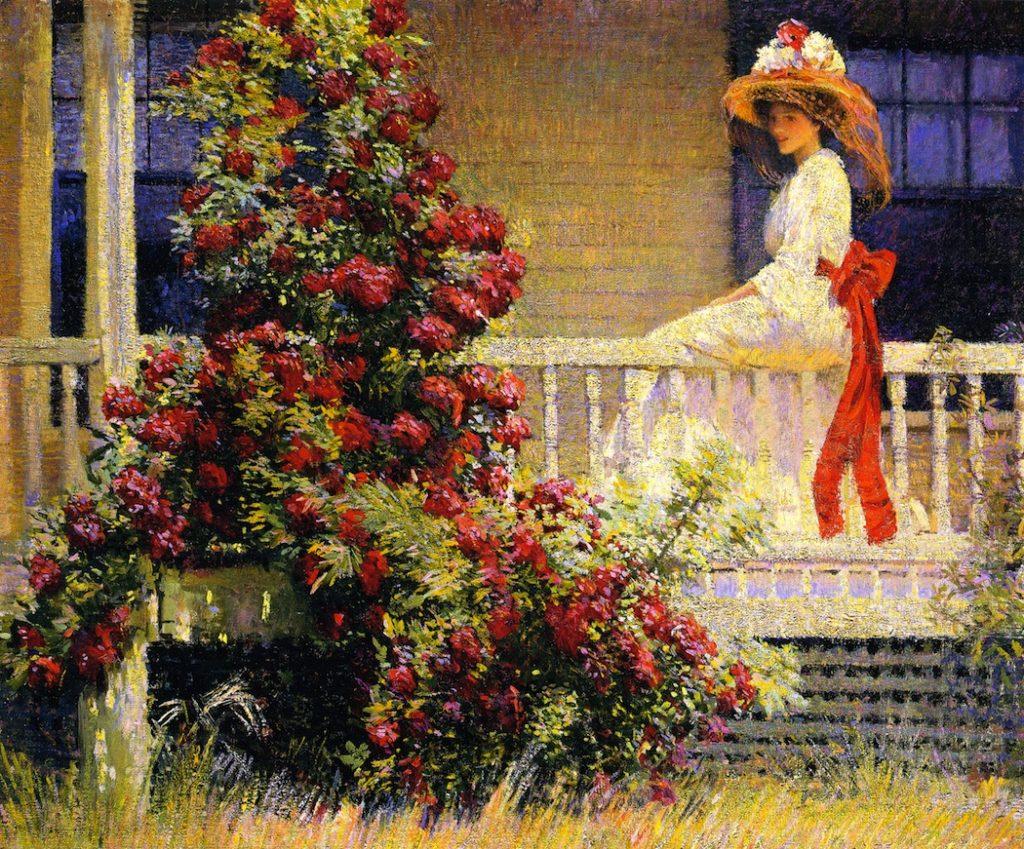 Philip Leslie Hale Crimson Rambler