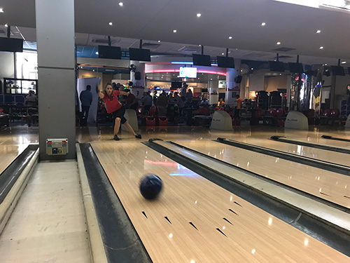 Malta Open championship bowling