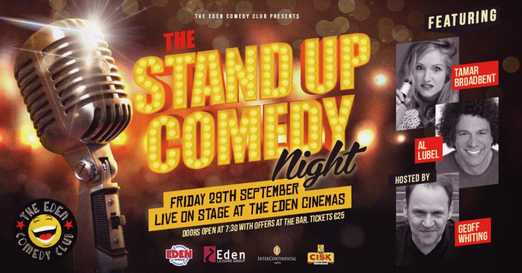 Standup Comedy Night SEPT2017 no offer FB Event