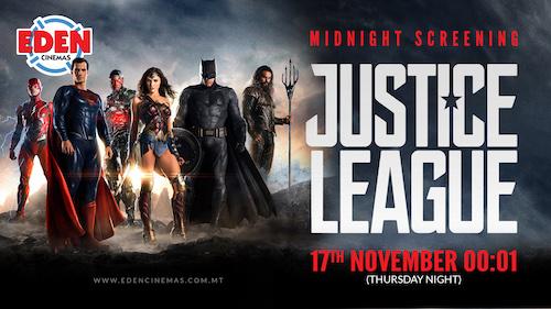 Justice league midnight