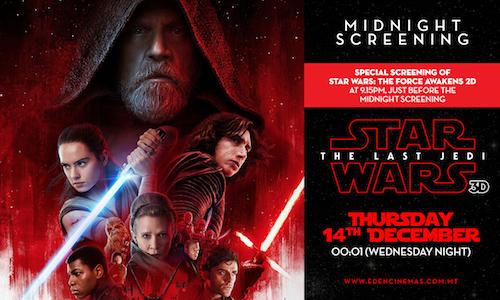 StarWars Last Jedi