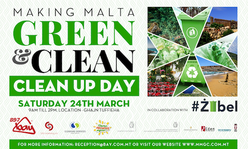 mmgc cleanup malta
