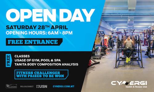 CYN open day 2018 Malta
