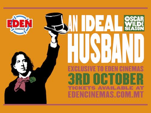 ideal husband Eden cinemas