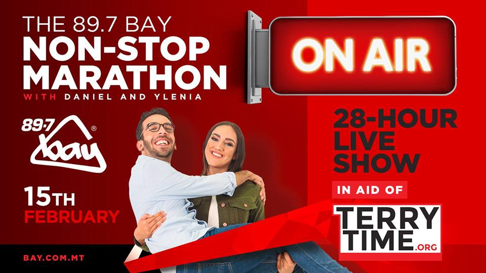 Bay Radio Non Stop Marathon