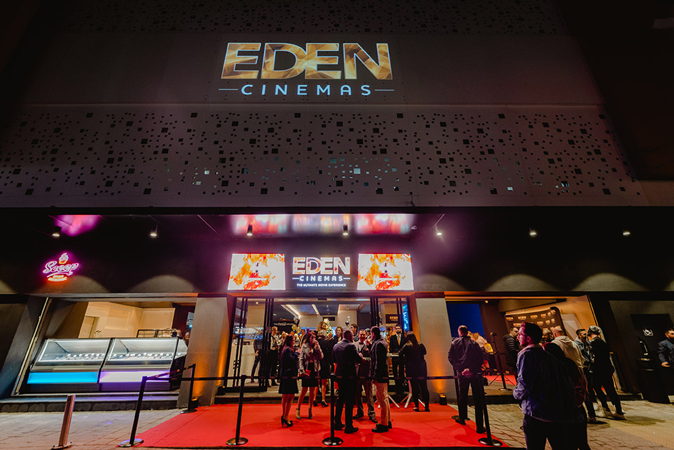 Eden Cinemas Opening 177