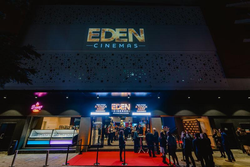 Eden Cinemas Opening 97