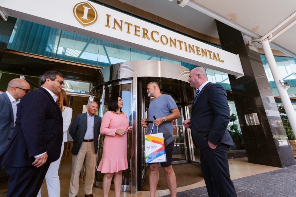 Intercontinental Minister Visit July 2020 95