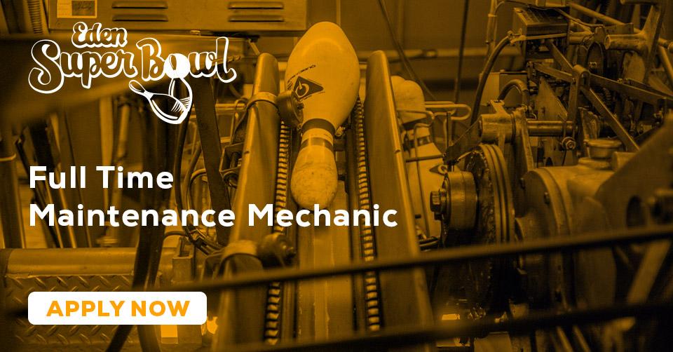 JOBS ADVERT WEBSITE maintenance mechanic